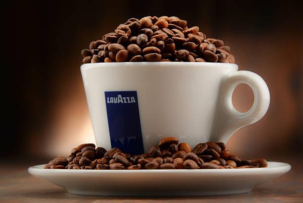 café en grano lavazza