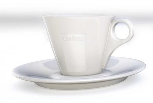 Plato y taza Espresso Puroforma
