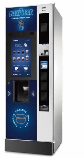 máquina de café para oficinas
