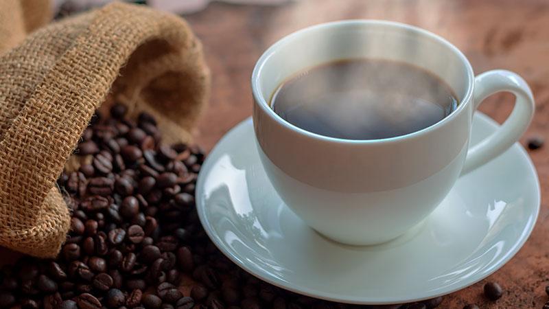 características del café