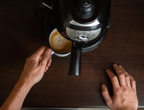 Máquina de café para casa