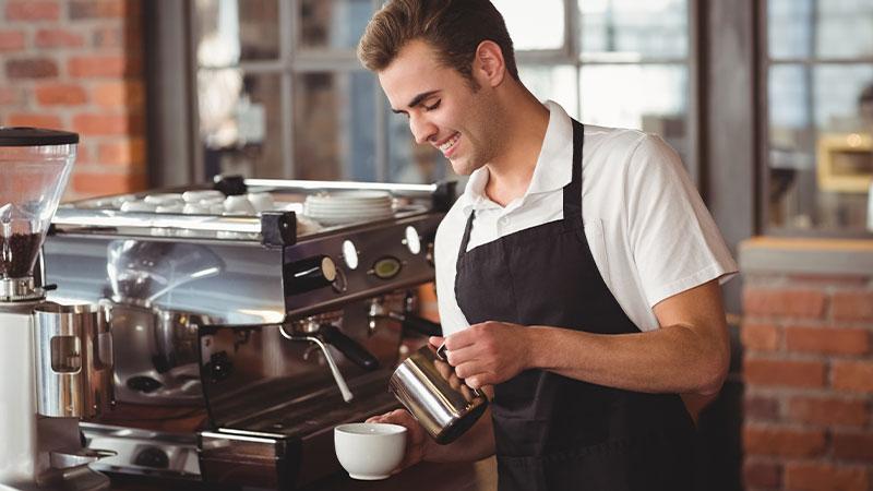 preparar un buen cafe