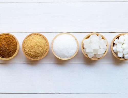 Diferencias entre tipos de azúcar: Azúcar blanco, moreno, stevia…