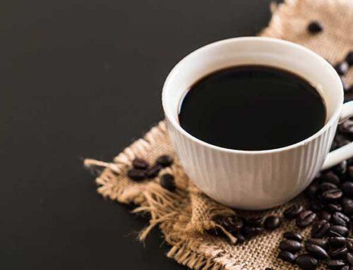 Tomar café antes de hacer ejercicio.