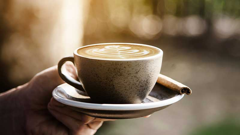 identificar un buen café