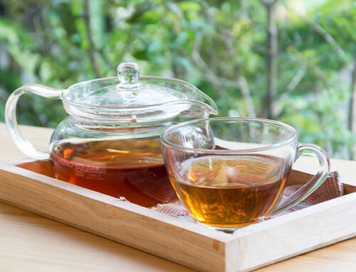 Propiedades del té verde.