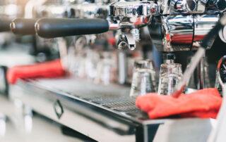 máquinas de café industriales