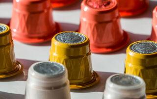 reciclado de las cápsulas de café