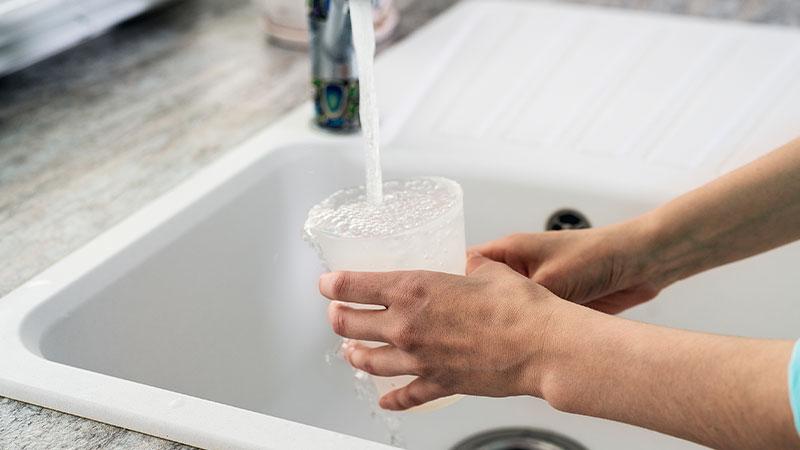 razones para filtrar el agua potable
