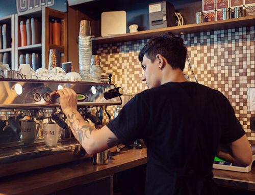 Como montar una cafetería