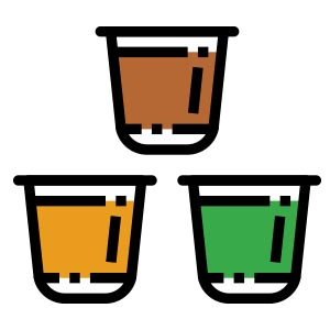 Compatibles Nespresso y Dolce Gusto