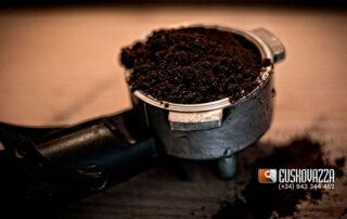 convertir posos de café en alimentos