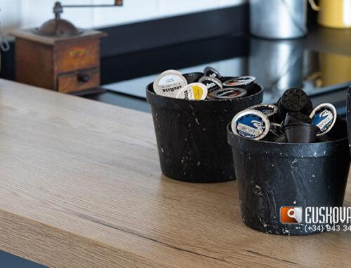 ¿Qué pasa cuando reciclo una cápsula de café?